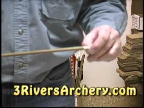 3Rivers Archery Woodchuck Taper Tool
