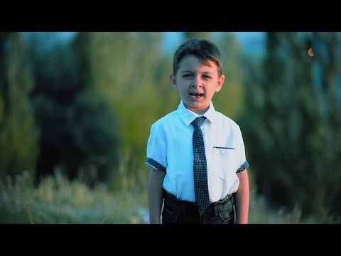 Armenian Alphabet Song - Daniel (A, B, G, Mesrop Mashtocn Aghotec, Դանիել - Ա, Բ, Գ )