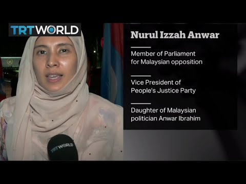 Malaysian MP Nurul Izzah Anwar reacts to her opposition coalition's shock victory | Exclusive