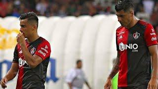 Atlas 1-2 Zacatepec Fecha 1 Copa Mx 2018