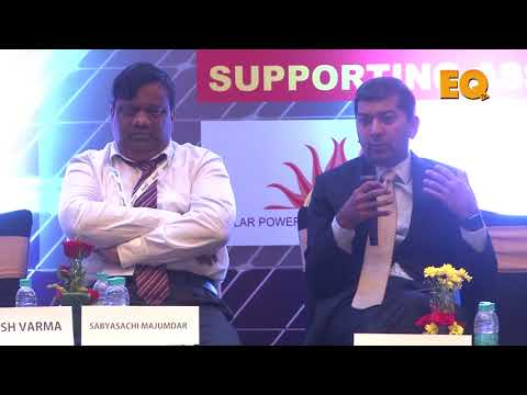 Part 1/3 - RE Financing : Investment Banking, Equity Session Day 2 at 6th EQCFS New Delhi