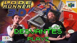 Desvantes Playz -  Lode Runner 3D