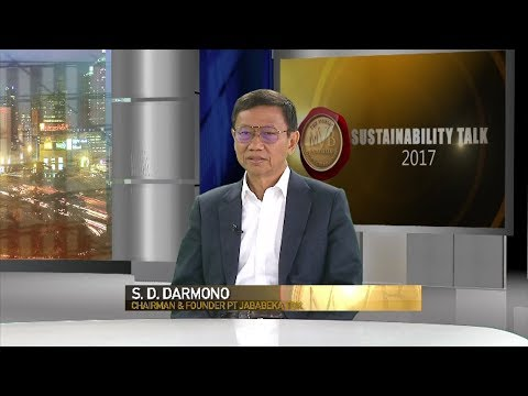 Sustainability Talk Episode 1 Segment 2 - S. D. Darmono, Jababeka Group
