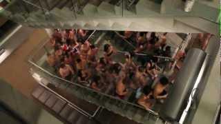 Video UBC Undie Run 2012 a half-naked campus marathon download MP3, 3GP, MP4, WEBM, AVI, FLV November 2017
