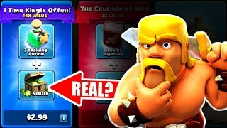IS THIS REAL!? - UPDATE DISCUSSION - Clash Of Clans