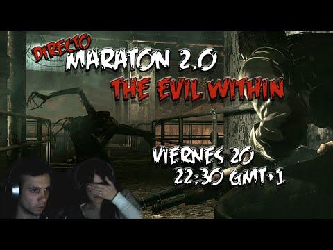 The Evil Within | Parte 6 | MARATÓN EN DIRECTO | QUE MIEDITO | LIVE