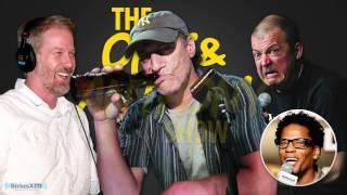 Opie & Anthony: D. L. Hughley vs. Anthony (08/02/13)