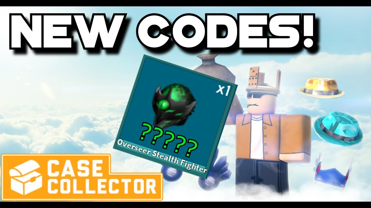 Roblox Case Collector New Promo Codes October Youtube