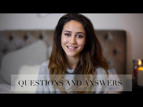 Q&A | Boyfriend, Living in UK, Money Making, Blogging