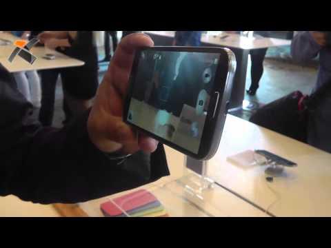 Türkiye'de satışa sunulacak Samsung Galaxy S4'ün özellikleri