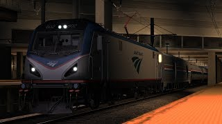Train Simulator 2020 Live: Northeast Regional #67 BOS-NHV