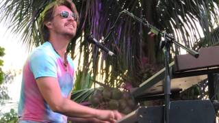 Every Word I Say / Kiss Me When You Come Home - Taylor Hanson - Back To The Island 2016