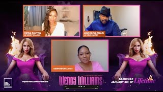 Ciera Payton chats about The Wendy Williams Biopic with PhaShunta