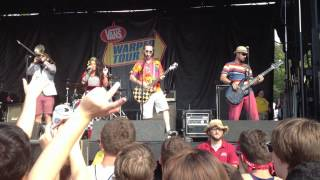 She Has A Girlfriend Now - Reel Big Fish w/ Beebs (Warped Tour 2013)