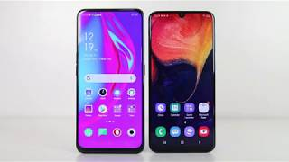 Samsung Galaxy A50 vs OPPO F11 Pro Ultimate Comparison