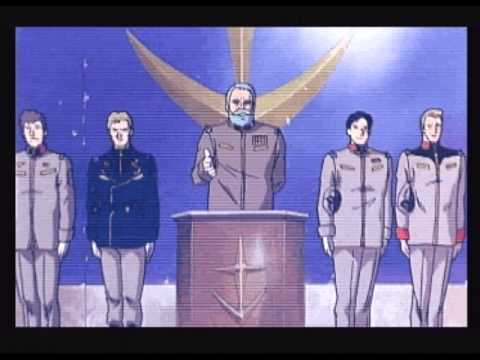 Mobile suit Gundam - Giren's Ambition Earth Federation intro