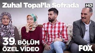 Böyle evlilik hikayesi görülmedi!  Zuhal Topal'la Sofrada 39. Bölüm