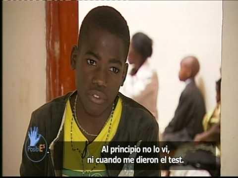 """2010-Uganda por la salud de África. Programa """"Es Posible""""- Canal Sur TV"""