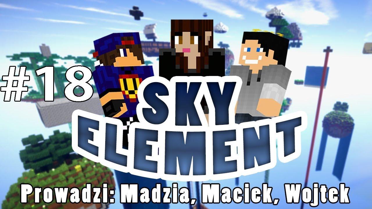 Sky Element #18 – Smok /w Gamerspace, Undecided