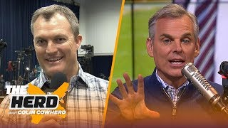 John Lynch on 49ers' biggest need in the draft, talks No.2 pick and Kyler Murray | NFL | THE HERD