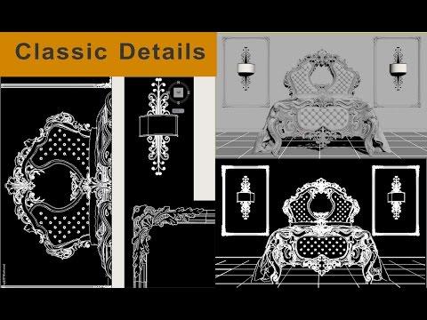 Illustrate Plugin - Classic Details by karim hazem