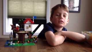 Lego Creator Treehouse 31010 Review