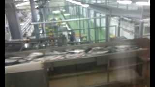 Курильские Острова - на берегу - Видео №34 - рыбоперерабатывающий завод(рыбный конвейер., 2015-07-21T22:23:00.000Z)