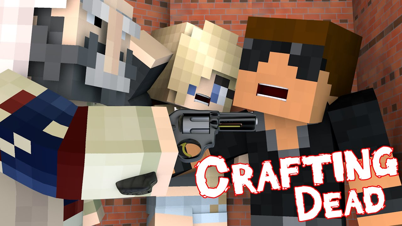 The stranger crafting dead s1 ep 4 minecraft for The crafting dead ep 1