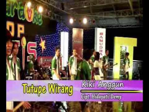 Top artis _ tutupe wirang _ kiki anggun