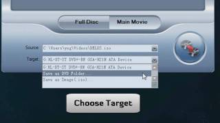 ImTOO DVD Copy Express-How to Copy DVDs, save dvds as ISO, and burn iso and dvd folders