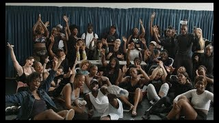 ROAD TO: ONE AFRICA MUSIC FEST (LONDON) PATIENCE J CHOREOGRAPHY