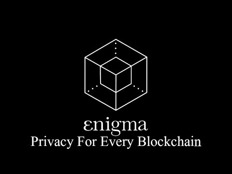 Enigma (ENG): Privacy For Every Blockchain