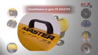 Termosuflante cu gaz PB Master - eurokomax.ro