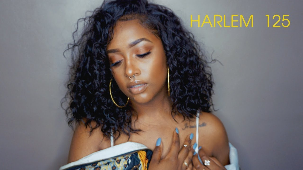 Watch Me Style Quot Instagram Baddie Hair Quot Harlem125 Sams Beauty Youtube