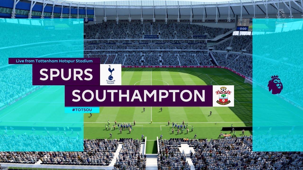 Download Tottenham Hotspur vs Southampton 2-1 | Premier League - EPL | 28.09.2019