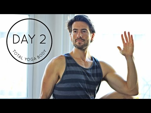DAY 2 The Total Yoga Body Workout Challenge