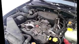 Subaru Outback BE/BH / Субару Аутбек BE/BH 1999-2003 обзор.