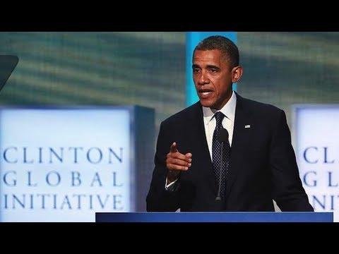 "Obama On ""Modern Slavery"""
