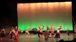 Land of Glory - Malaysia - Macau International Dance Festival 2012