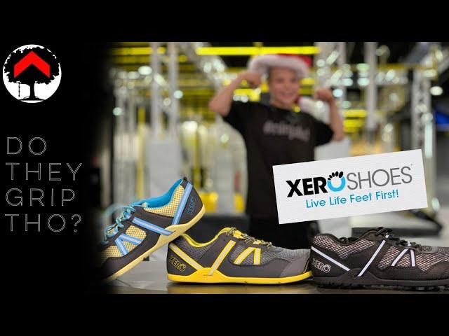 Xero Shoes - Are They Better Than New Balance Zante for Ninja Warrior Training?!