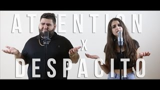 Attention X Despacito Cover Charlie Puth, Luis Fonsi, Daddy Yankee, Justin Bieber MASHUP.mp3