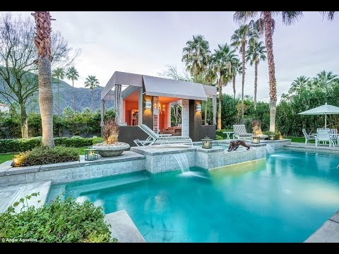 Palm Springs Celebrity Homes