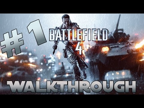 Battlefield 4 Walkthrough Chapter #1 - Baku
