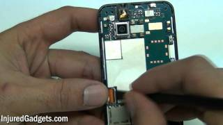 HTC Droid Incredible Touch Screen Glass Digitizer & LCD Display Repair Replacement Guide