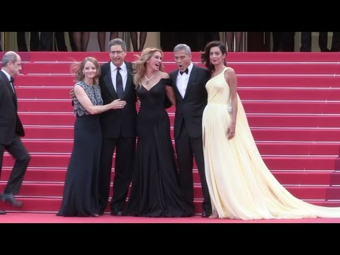Julia Roberts, George Clooney, Jodie Foster and more attends the Premiere of Money Monster