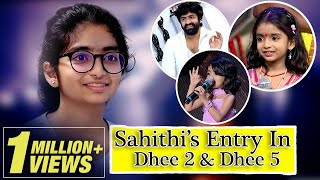 Sahithi's Entry in Dhee2 & Dhee5 | Sekhar Studio
