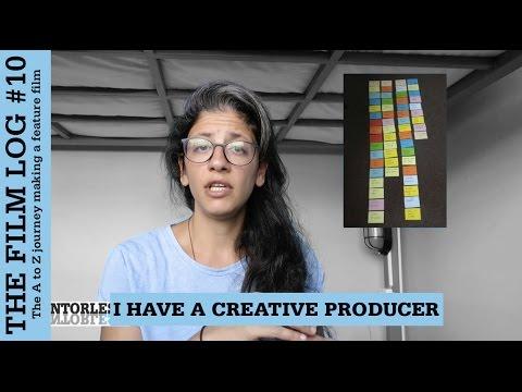 New Team Member: I Have a Creative Producer! - The Film Log #10