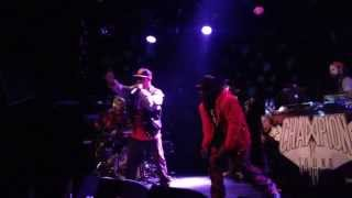 Black Moon Feat, Champion Sound performing Enta Da Stage