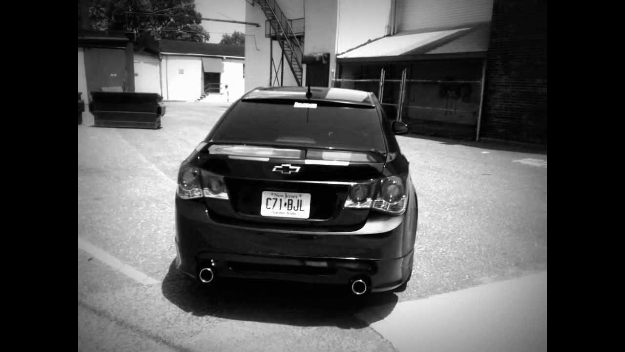 2011-2012 Chevrolet Cruze Custom PREDATOR 2.wmv - YouTube