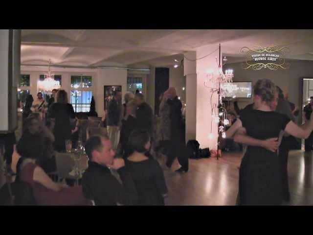 Berlin, milonga Bebop Tangobar, tango in Germany